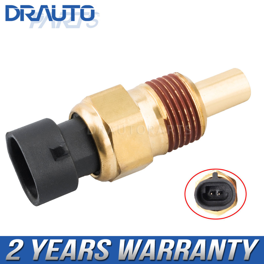 medium resolution of engine coolant temperature sensor for cadillac srx sts xlr escalade catera and more