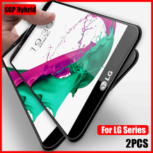 2pcs Front Tempered Glass For LG K3 K4 K8 K10 2017 K7 G5 G6 Gpro Google 5x Case Screen Protector on K 3 4 7 8 10 G 5 Cover Films