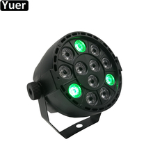 Good quality LED Par 12x3W RGBW LED Stage Light Par Light With DMX512 For Wedding Disco DJ KTV Party Decoration Stage Lighting цены онлайн