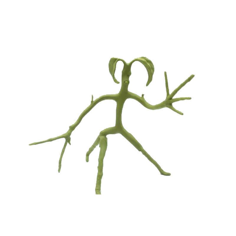 Animais fantásticos e gellert grindelwald figura de ação animais xx flexível bowtruckle picareta brinquedos boneca filmes magia hp prop