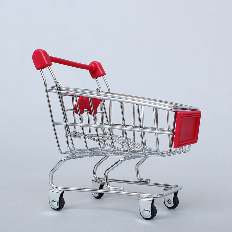 Behogar Mini Supermercado Compras Carros Juguete Carro Caja De