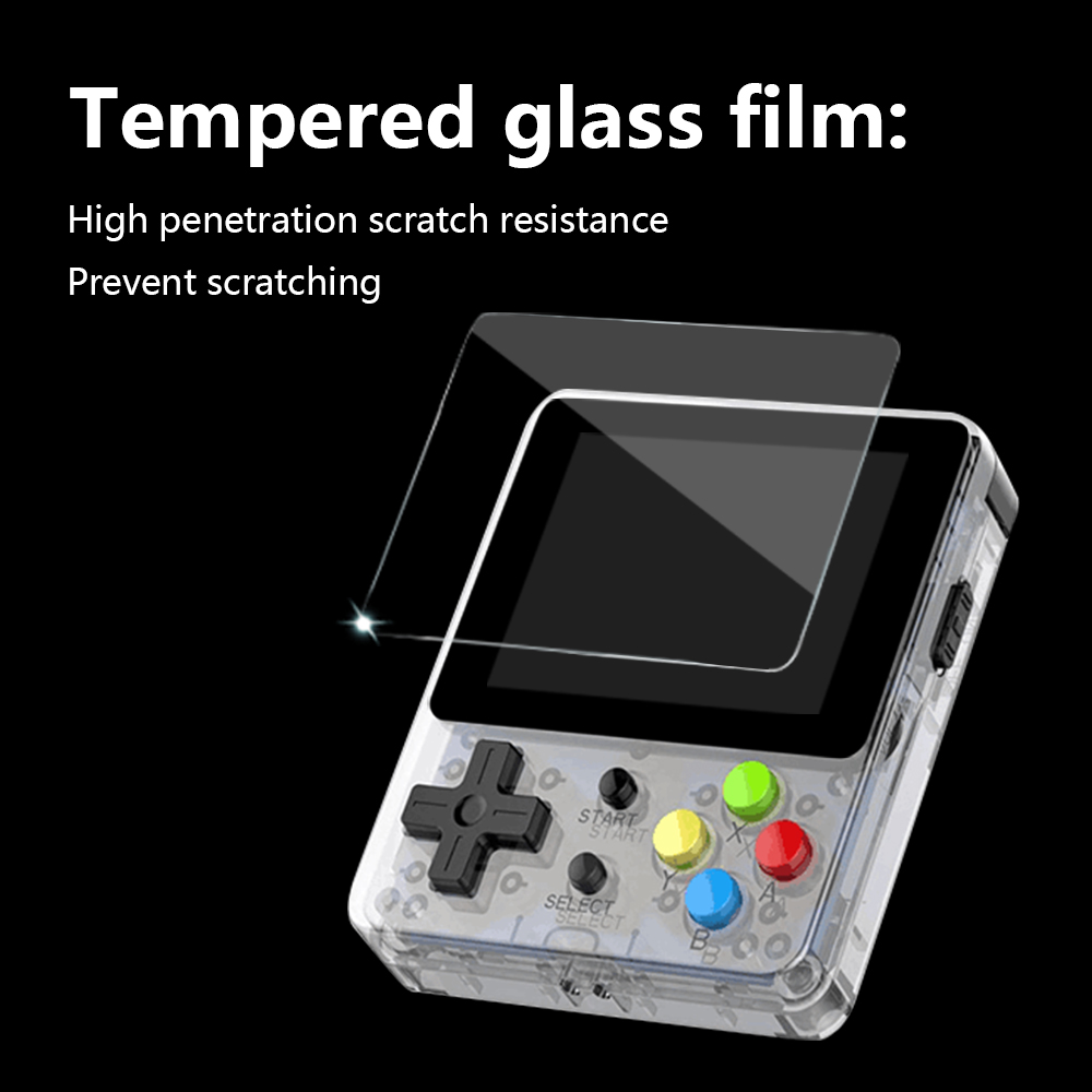Screen Protector -Tempered Glass Paste Film for LDK Screen