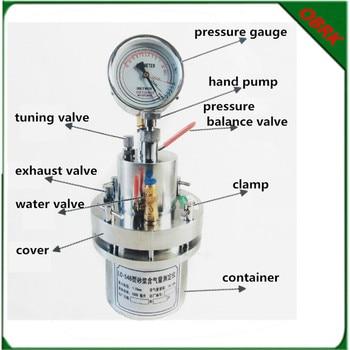 1L Capacity CA Mortar Air Entrainment Meter Mortar Air Content Apparatus