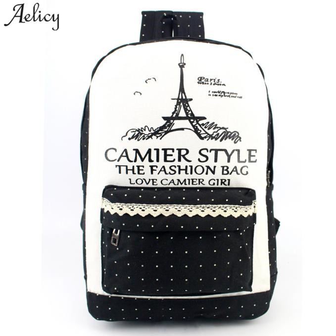 Aelicy bags for women 2019 GIRL Women Fashion Simple Satchel Backpack Rucksack Shoulder School mochila feminina masculina mujerAelicy bags for women 2019 GIRL Women Fashion Simple Satchel Backpack Rucksack Shoulder School mochila feminina masculina mujer