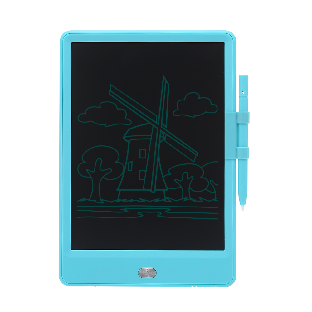 Portable LCD Writing Board Electronic Drawing Handwriting Tablet 8.5 LCD Screen W/ Erase Button Screen Lock Stylus Gift For Kids