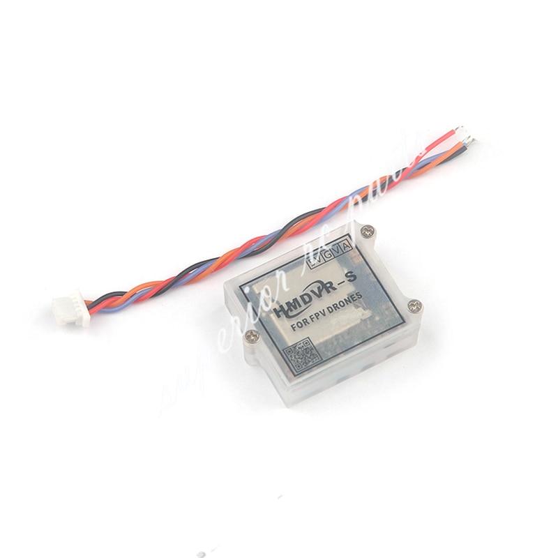 Super Mini HMDVR S DVR Video Recorder For FPV Multicopters RC Quadcopter Audio Recorder DIY Accessories