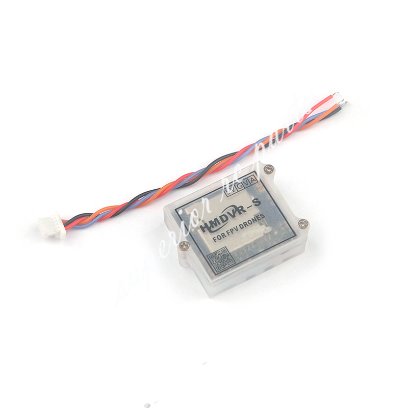 Super Mini HMDVR-S DVR Video Recorder For FPV Multicopters RC Quadcopter Audio Recorder DIY Accessories RC Drone