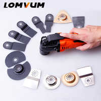 LOMVUM Multi-Funktion Elektrische Cutter Trimmer Elektrische Säge Erneuerer Werkzeug Holzbearbeitung Oszillierende Werkzeuge 300w Multimaster