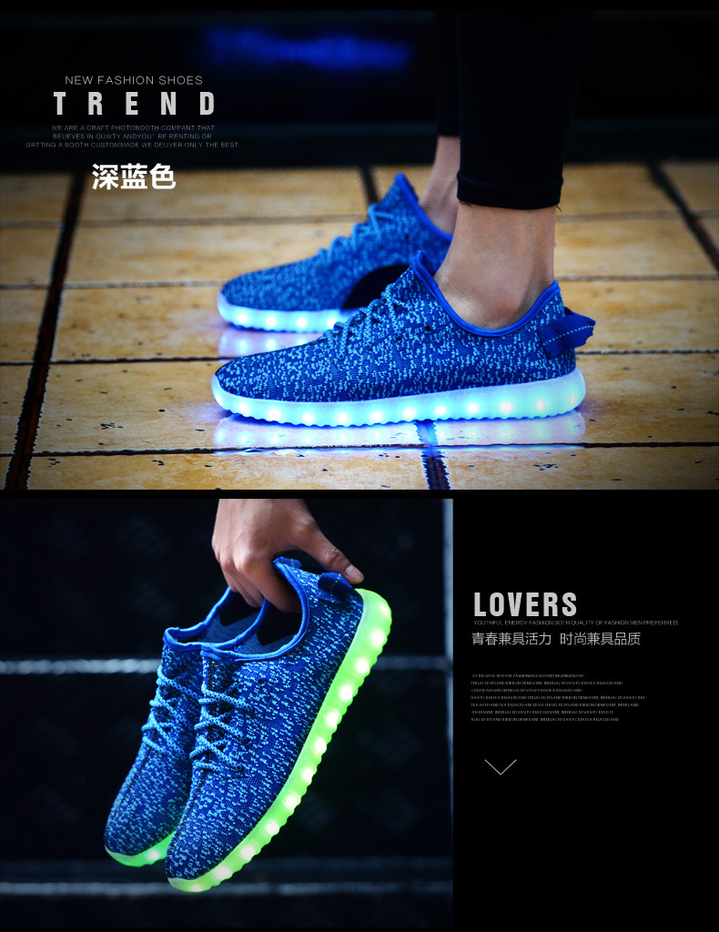 Wholesale Led Shoes