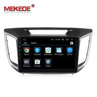 1024x600 2din Car multimedia player Radio Car Android 8.1 For Hyundai ix25 Creta 1.6 2.0 with Navigation Stereo Audio (No dvd)