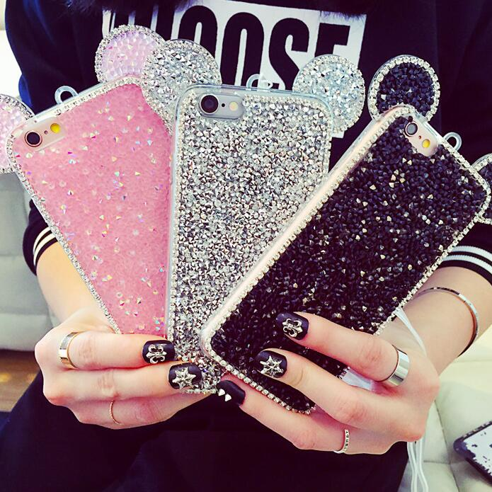 Caso iPhone6s 6 Plus Capa 7 Plus Shell dropshipping