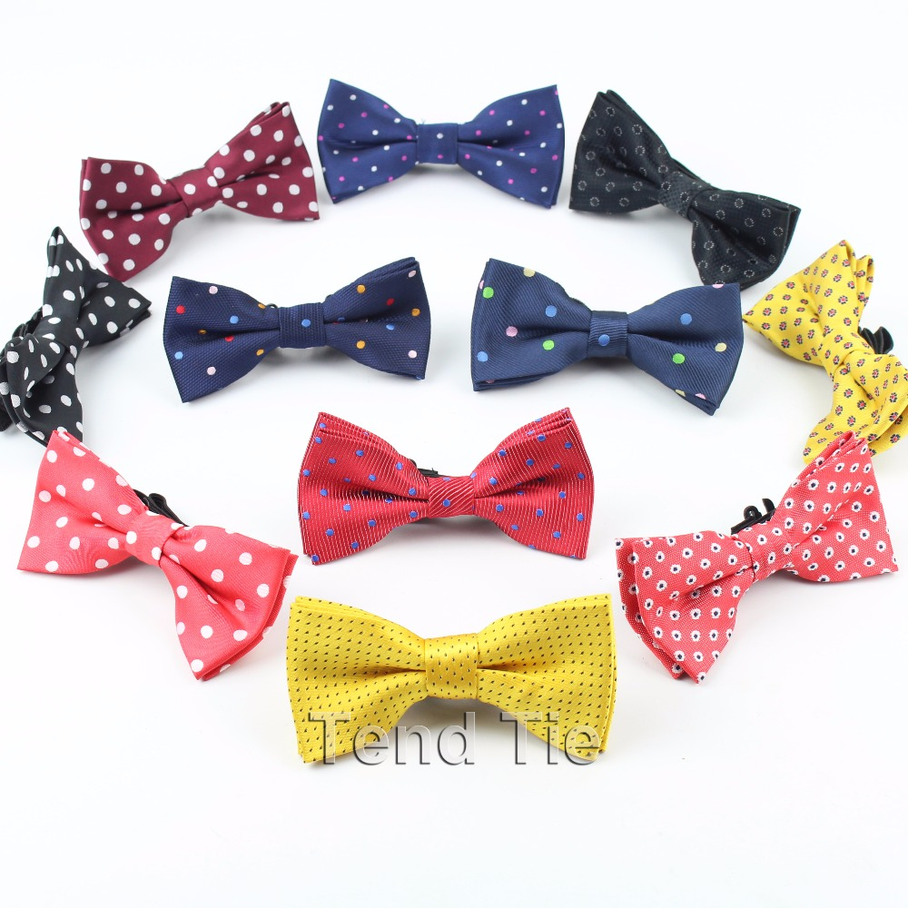 Kids Niffty Dot Colorful Bowties Baby Boy/Girl Daily/Party Cute Pet Butterflies