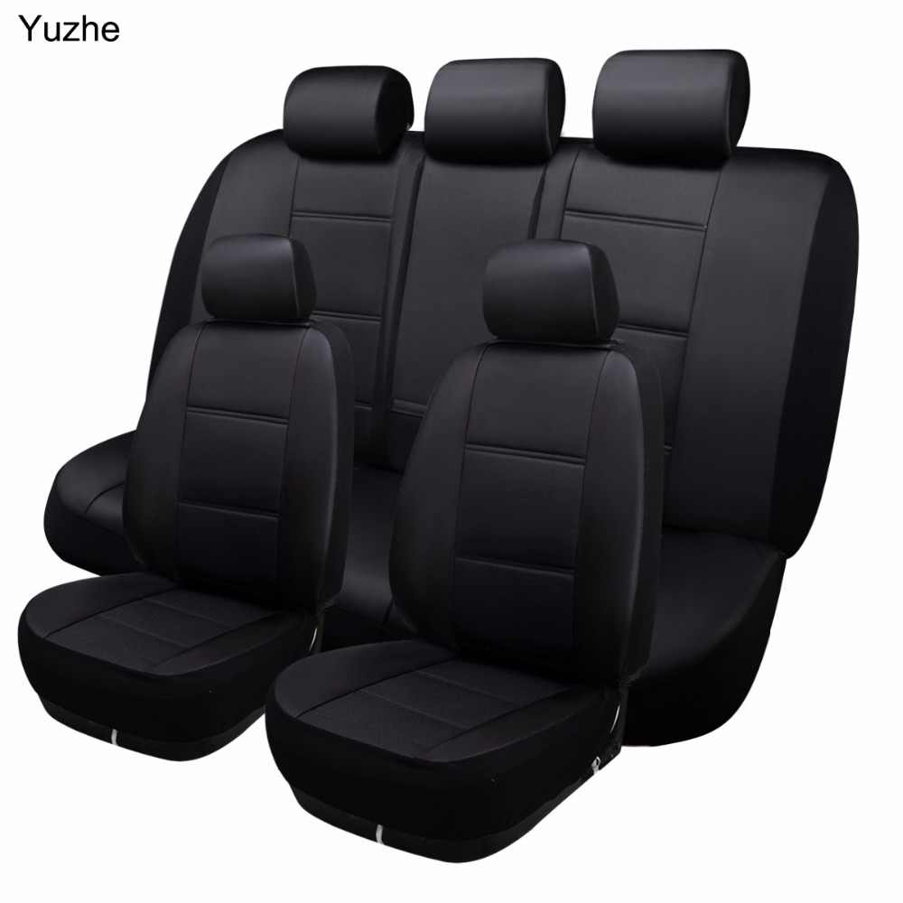 Universal auto Car seat covers For Volkswagen vw passat b5 b6 b7 polo 4 5 6 7 golf tiguan  car automobiles accessories cushion