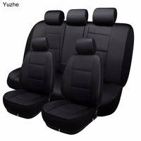 Universal Auto Car Seat Covers For Volkswagen Vw Passat B5 B6 B7 Polo 4 5 6