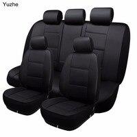 Universal auto Car seat covers For Volkswagen vw passat b5 b6 b7 polo 4 5 6 7 golf tiguan car automobiles accessories cushion