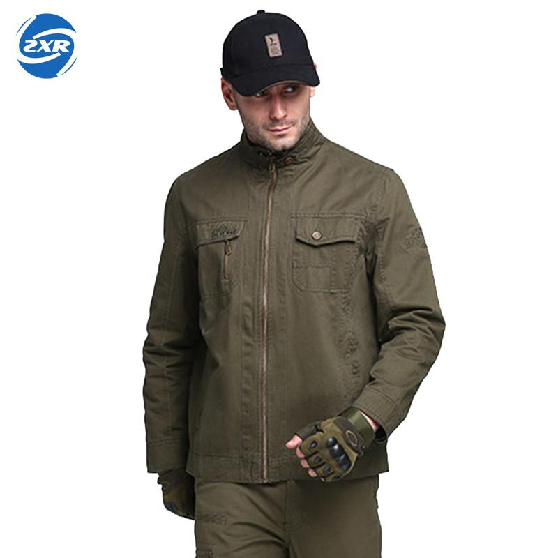 Zuoxiangru veste hommes armée militaire M65 vestes tactiques Multicam automne hiver coupe-vent Durable Outwear Trench