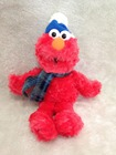 Sesame Street Elmo Stuffed Animal 22cm Elmo Plush Toys