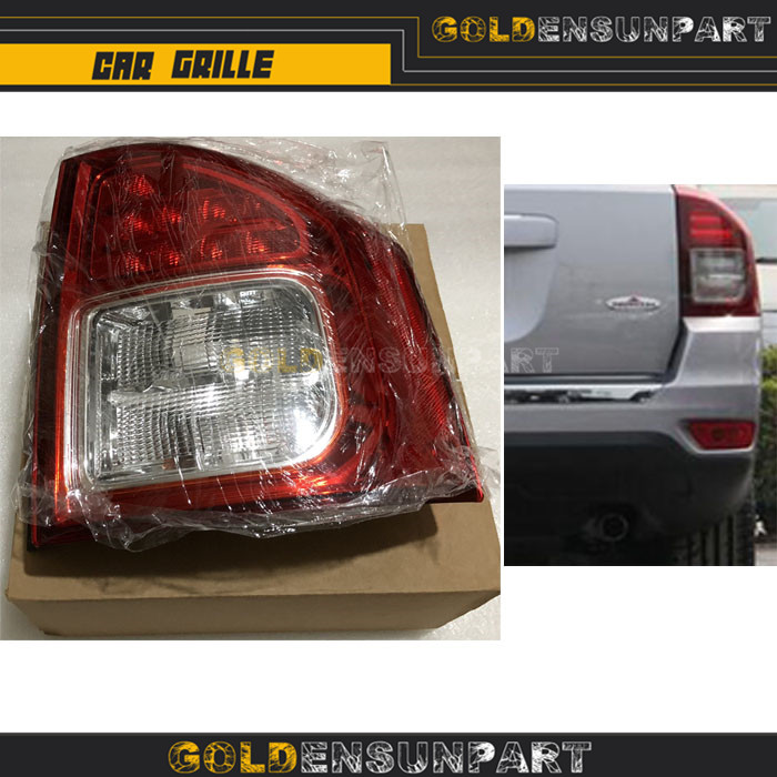 Signal Lamp For 2011-2013 Jeep Compass Right Passenger Tail Lamp Tail Light Assembly Led 5182542ac Lovely Luster Automobiles & Motorcycles