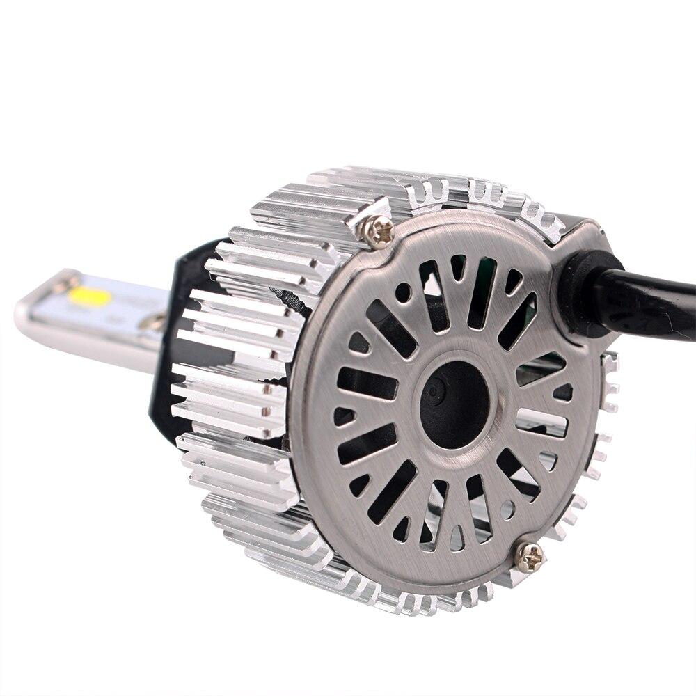 NIGHTEYE H1 Led scheinwerfer Conversion Kit 70 Watt 9000LM ...