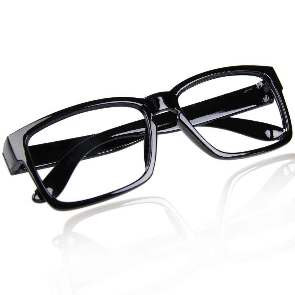 new unisex glasses frame hipsters decorative eyeglass frames bright blackchina mainland
