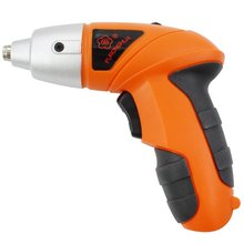 Electric Screwdriver Rechargeable Cordless USB Charger Mini Drill Power Tools Handheld Household DIY Multi-function(China)