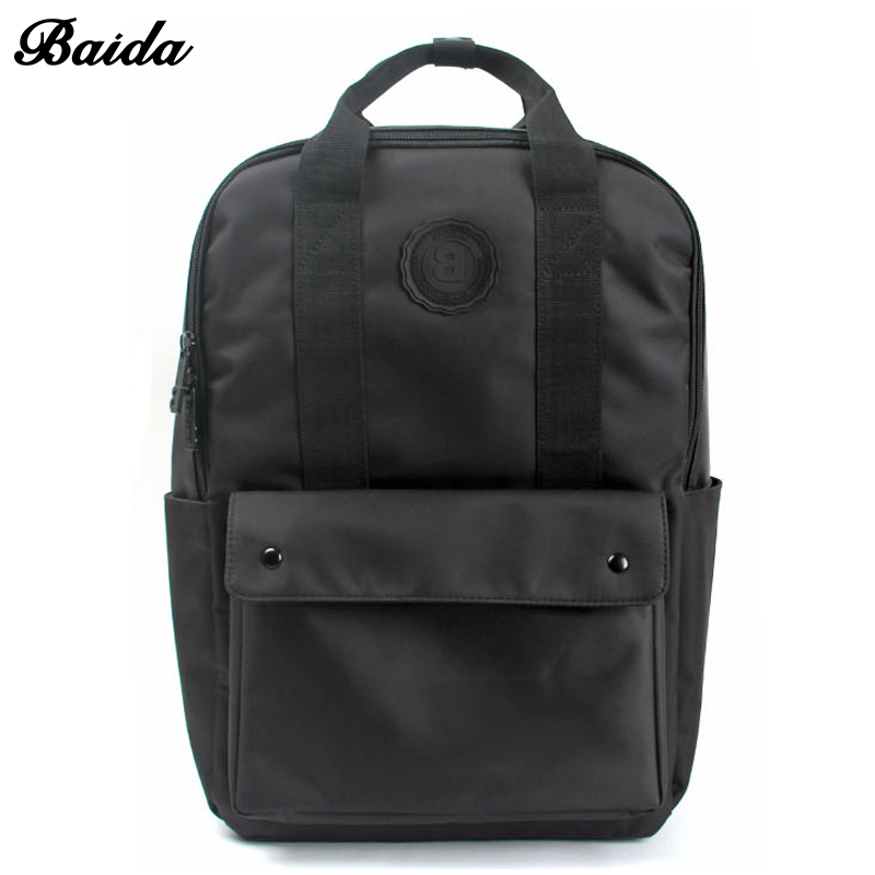 ФОТО 2017 New Backpack Original Personality College Student School Backpack Bags for Teenagers Casual Rucksack Travel Daypack For men