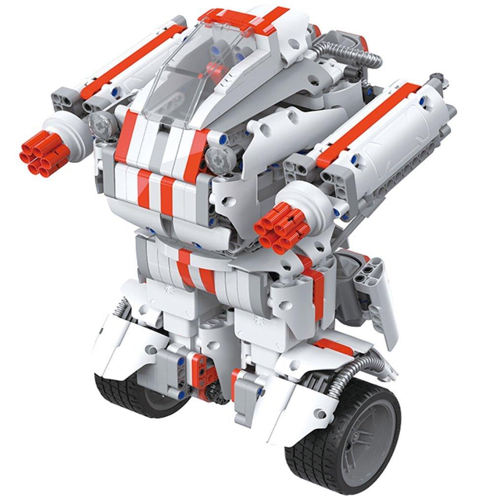 Xiaomi Mitu Robot bricolage bloc de construction Robot Bluetooth contrôle Mobile 978 pièces de rechange système d'auto-équilibre Module Robot pour les enfants