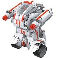 Xiaomi Mitu Robot DIY Building Block Robot Bluetooth Mobile Control 978 Spare Parts Self Balance System Module Robot for Kids