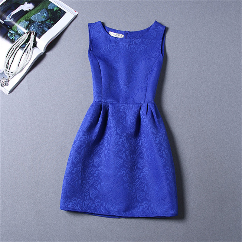 Summer Sleeveless Girls Dresses Daily Casual School Wear Teen Girl Floral A-line Dress Children Clothing for 6 8 10 12 Years 8
