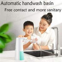 Auto Handwash Basin Infrared Sensor Contactleess Sanitary Liquid Soap Dispenser