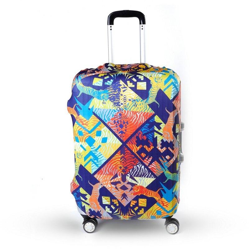 a4eda9a20 Nueva moda mujer caliente Carro de equipaje maleta de ruedas marca Casual  rayas de caso bolsa