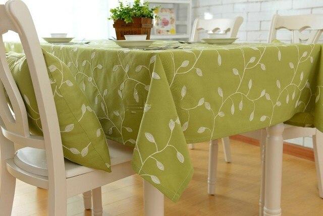 140*140 cm 3 farbe Bestickt Stickerei Tischdecke Quadrat ...