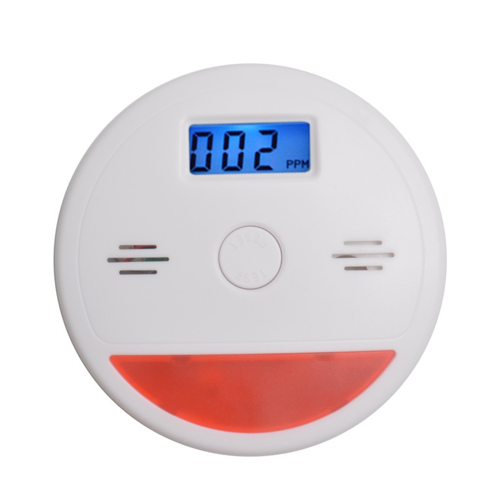 Home Safety Warning Carbon Monoxide Alarm Carbon Monoxide Detector CO Alarm QTJC002
