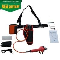 Lithium battery fruit tree secateurs best garden tools (CE certificate 6 8 working hours)