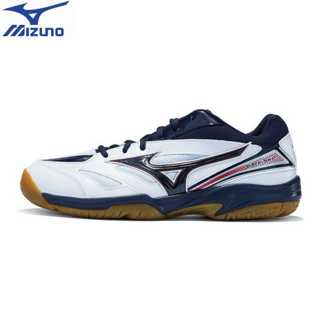 bc9e3f0b6 Original MIZUNO Men GATE SKY Badminton Shoes for men Breathable non-slip  Sports Shoes Comfort Cushioning Sneakers