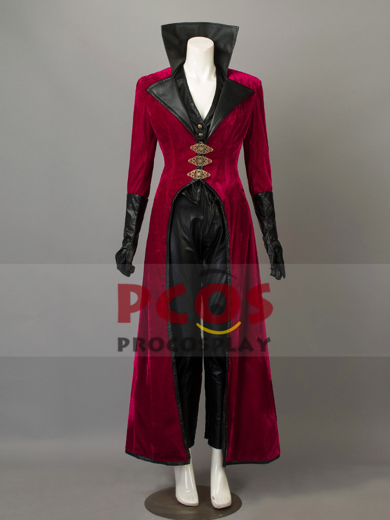 Once Upon a Time Evil Queen Regina Red Cosplay Costume mp003662-in Movie & TV costumes from ...