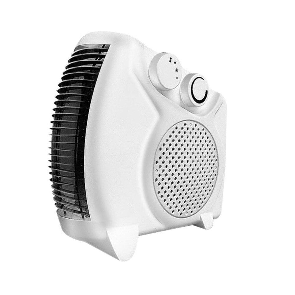 Multifunctional 220V Mini Electric Air Heater fan Home Office Energy Saving Warm Air fan Blower Mini Room Fan Heater Warmer