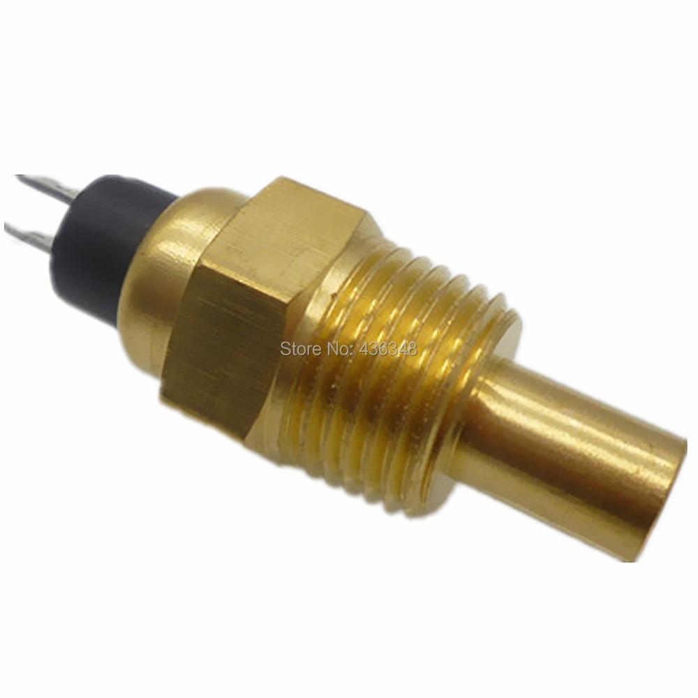 diesel engine universal  npt water temperature temp gauge sensor unit sender water