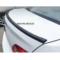Car Tail Decorative Stickers Rear Trunk Spoiler Lip Tail Trunk Wing Trim Exterior Accessories For Kia Cerato 2 3 K3