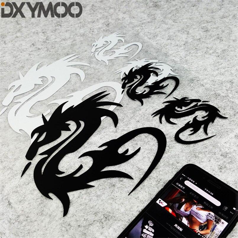 adesivo DRAGO dragon sticker decal vynil vinile auto moto car helmet casco