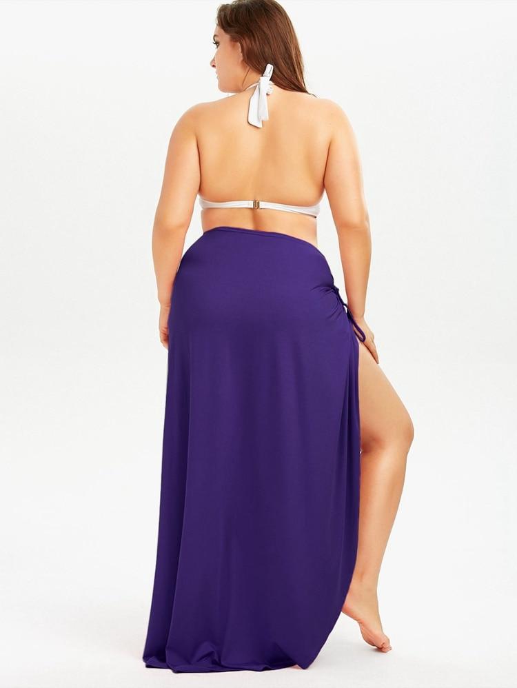 Plus Size Pareo Beach Cover Up Wrap Dress Bikini Swimsuit Bathing Suit Cover Ups Robe De Plage Beach Wear Tunic kaftan Swimwear 37