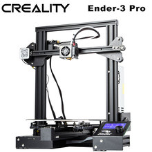 Creality 3D Ender-3 PRO 3D Printer Upgraded Cmagnet Build Plate Resume Power Failure Printing DIY KIT MeanWell Power Supply