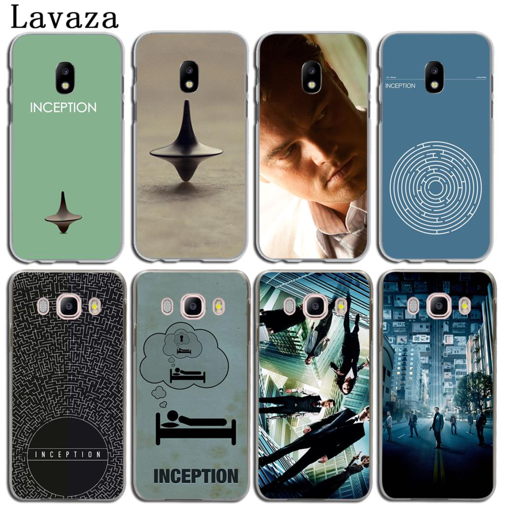 Lavaza Leonardo DiCaprio Inception Phone Shell Case for Samsung Galaxy J3 J1 J2 J5 J7 2015 2016 2017 J2 Ace Pro J5 Prime Cover