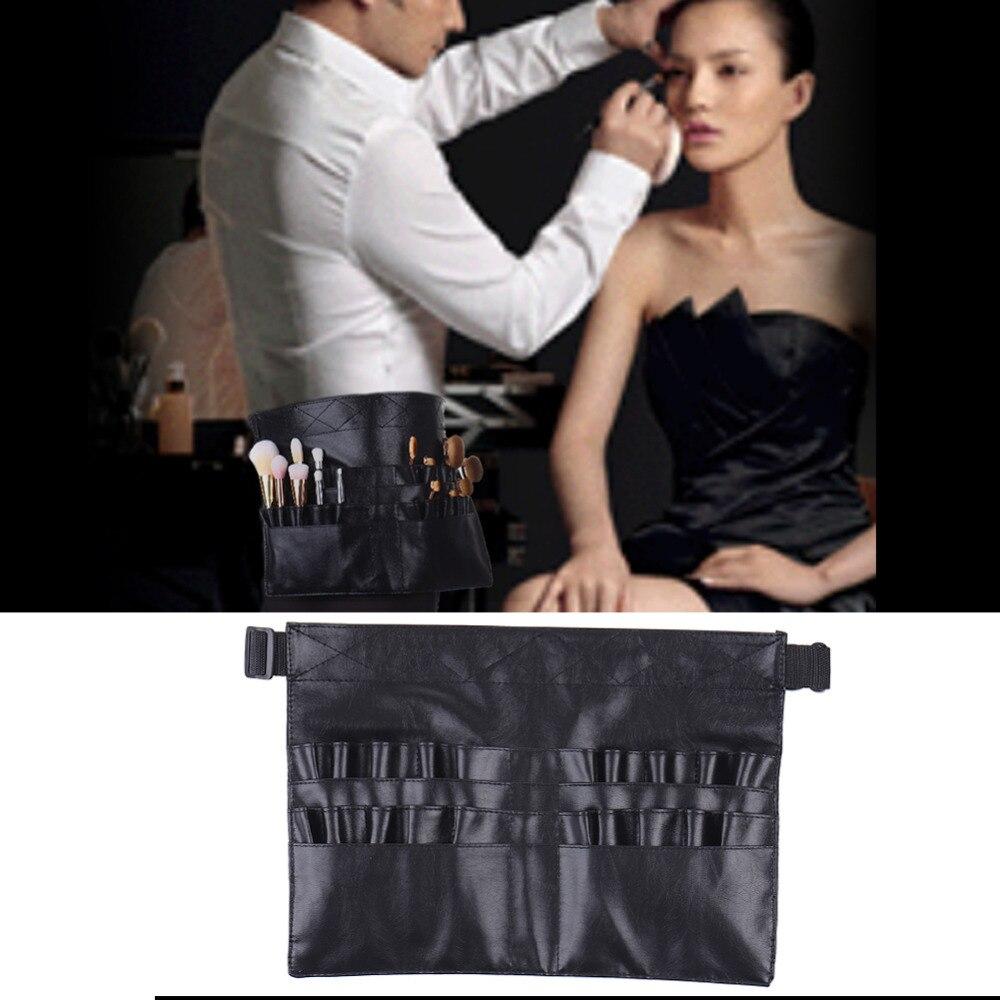 Tesoura de Maquiagem 1 pcs preto duas matrizes Key Words : Makeup Brush Holder