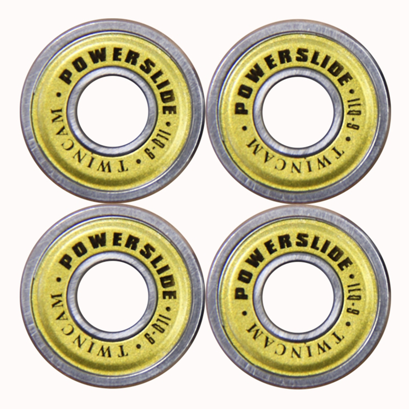 Free Shipping Twincam Ps ILQ-9 Bearings Golden Cover  16 Pcs / Lot