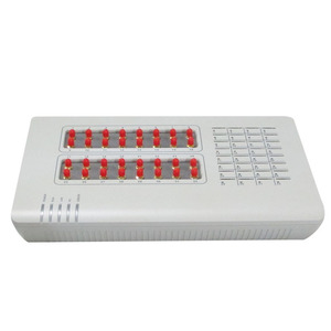Image 3 - Sıcak satış! 32 bağlantı noktası GSM VoIP ağ geçidi (GoIP ağ geçidi), toplu SMS,32 GSM cips, GOIP32,GSM ağ geçidi, yıldız ağ geçidi 32 GSM kanalları
