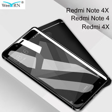 5D Curved Surface Full Cover 9H Protective Glass Xiaomi Redmi Note 4X/ 5 Pro 7 pro Premium Tempered Screen Protector
