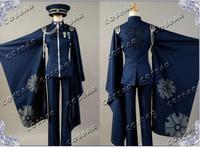 Senbonzakura Vocaloid Kagamine LEN Cosplay Costume Cosplay Kimono Army Uniform Cloth For Men Women Halloween Free Shipping