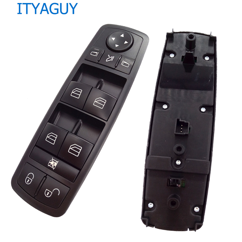 A1698206710 Master Power Window Switch Fits For Be*nz W245 W169 A1698206710, 1698206710, A 169 820 67 10-in Car Switches & Relays from Automobiles & Motorcycles