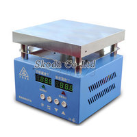 D15 preheating station 400W 150MM*150MM LCD Digital electronic hot plate for phone screen replace preheat soldering station